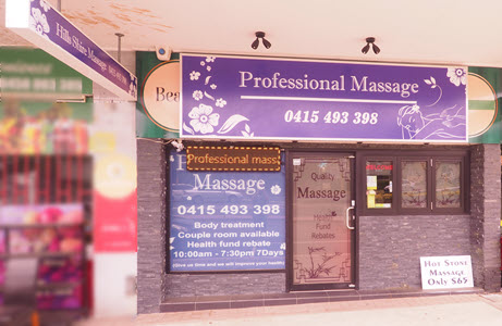 Castle Hill Massage