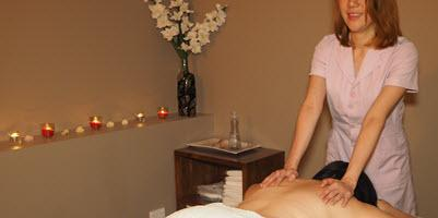 Oriental Massage Therapy