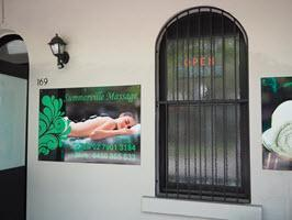 Pyrmont Summerville Relaxation Massage