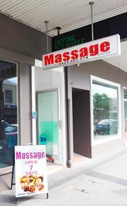 balmain remedial massage