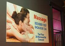burwood massage