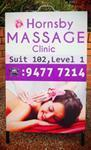 hornsby massage clinic for relaxation