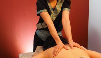 well-groomed thai masseuses