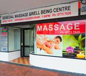 regents park massage