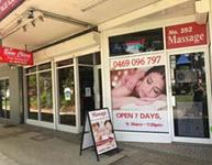 rydalmere massage