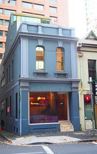 Sussex Star CBD Massage Building