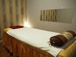 Sydney Sussex Star Massage Room